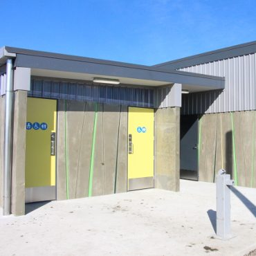 Changing Rooms – Anderson Park